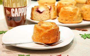Marmelade-  Quark- Muffin